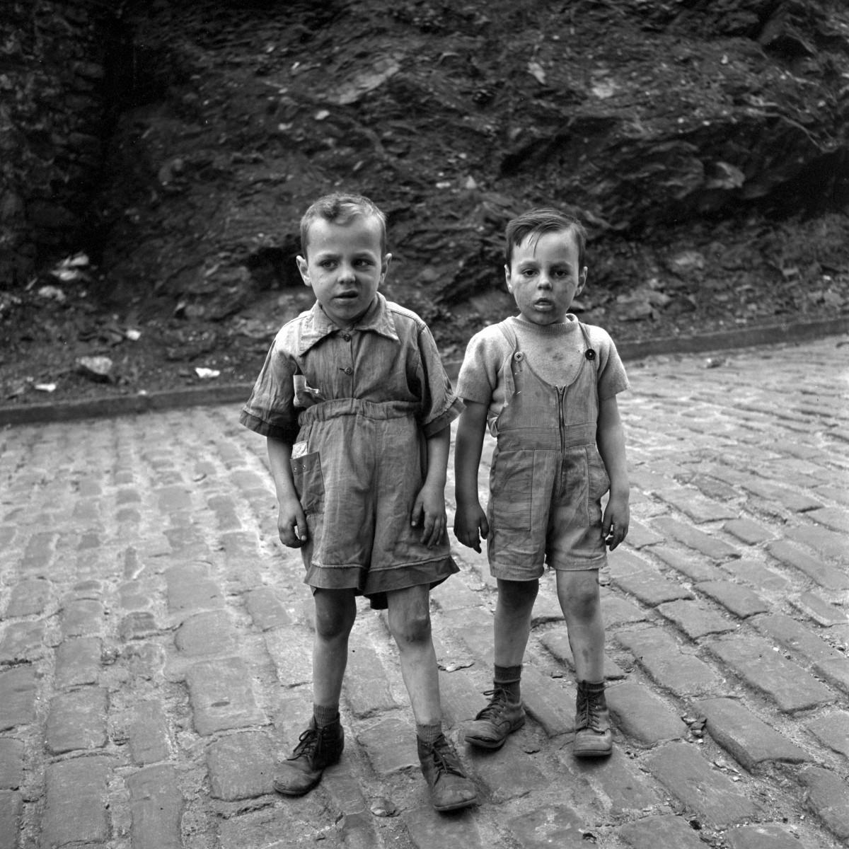 Chicagoland, fecha desconocida, 40x50 cm. © Vivian Maier Maloof Collection, Courtesy Howard Greenberg Gallery, New York