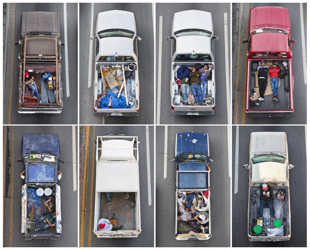 Alejandro Cartagena, Carpoolers Jam No. 3, 2012. Colección FEMSA