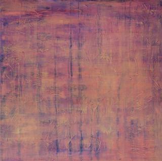 Piel II, óleo, papel sobre tela 130 x 130