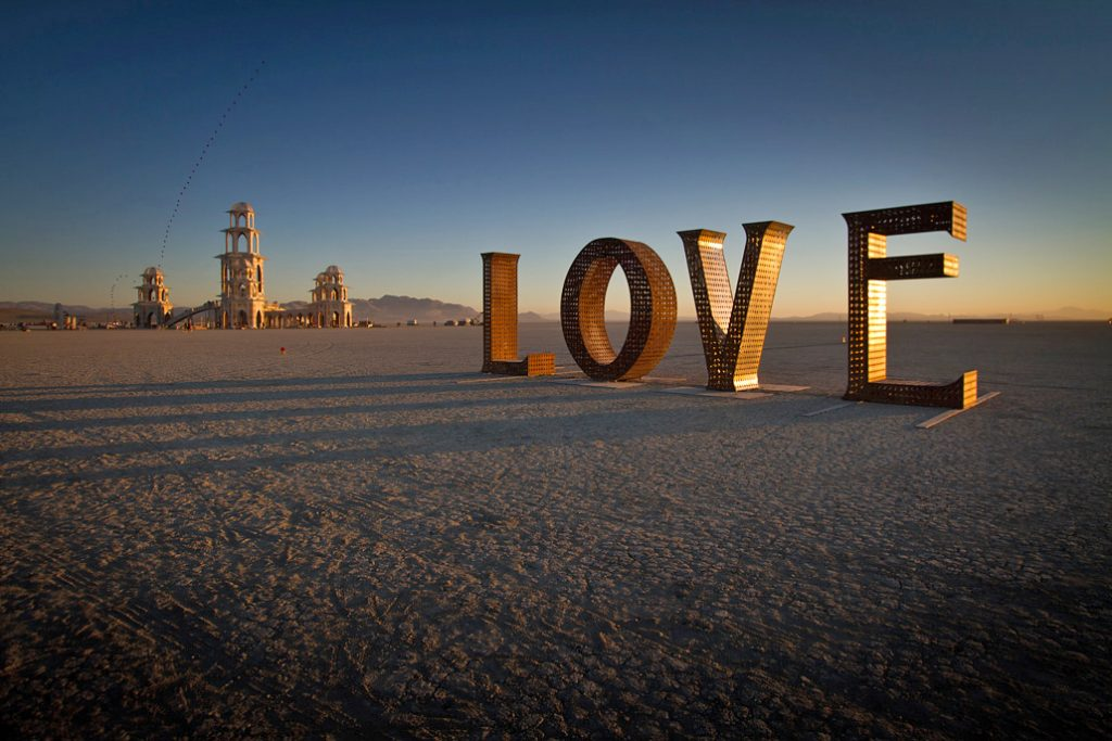 © Scott London, Burning Man, 2014