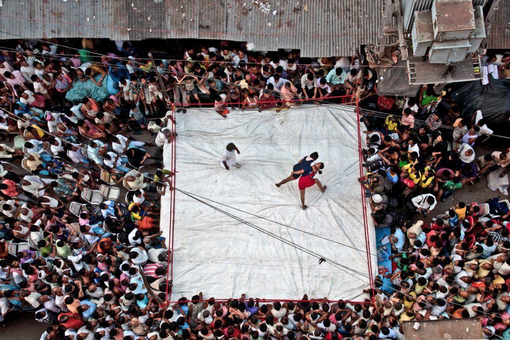 Dibyendu Dey Choudhury, Women Wrestling