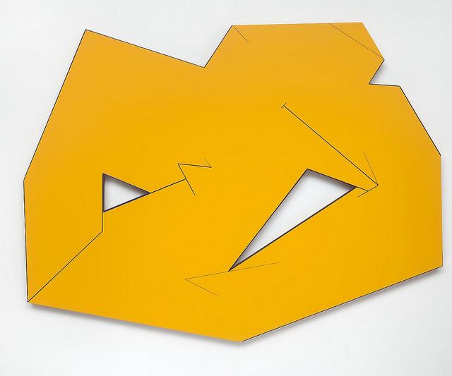 Jorge Mara | Argentina | Macaparana, Sin Título, técnica mixta, 2014, 55x55 cm (aprox).