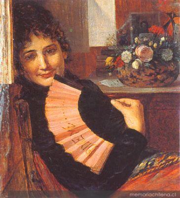 Alfredo Valenzuela Puelma, Coquetería (1890)
