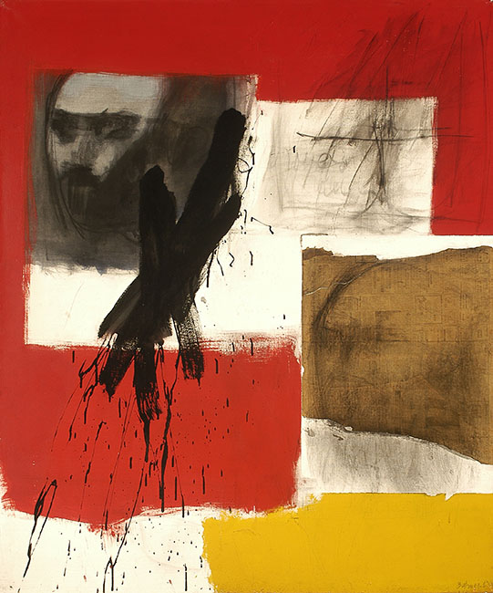 José Balmes, Proyecto para un retrato (1967)