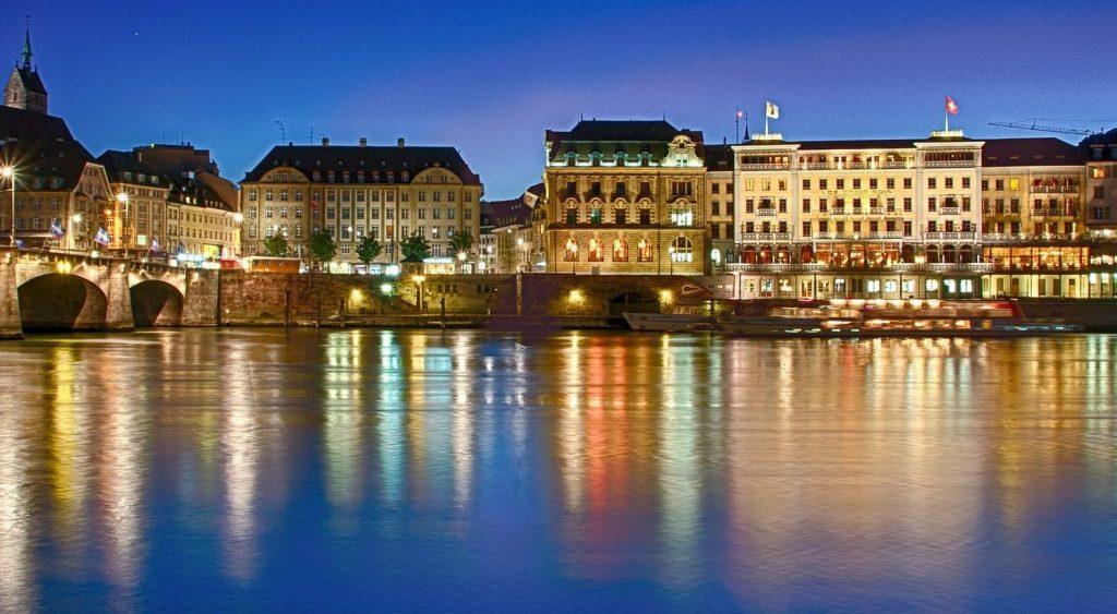 Imagen de Basilea, donde se celebra la feria más importante del año: Art Basel Basel