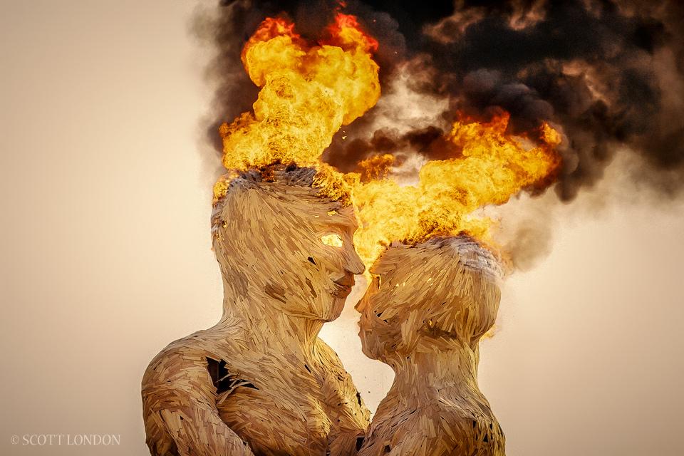 © Scott London, Burning Man 2014