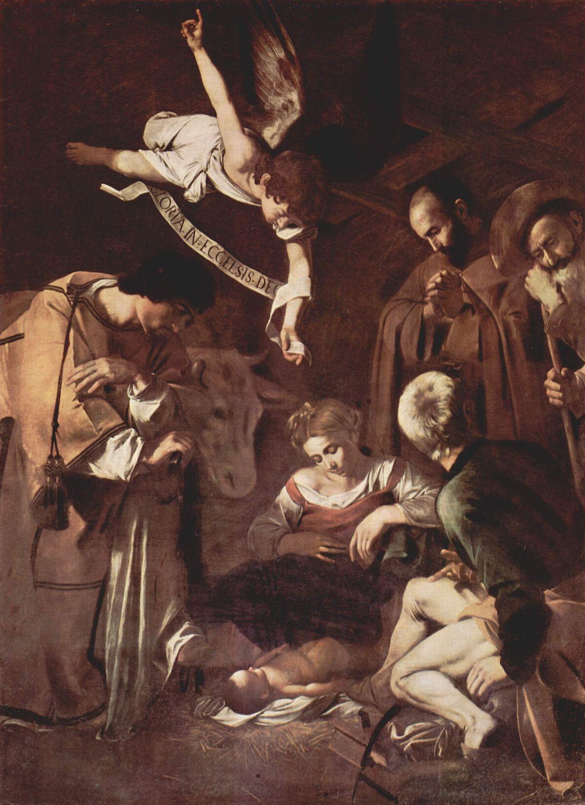 Caravaggio En Cinco Obras Arte Al Limite