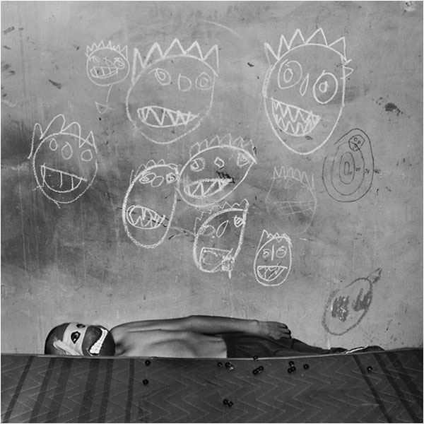 Roger Ballen, Room of the Ninja Turtles