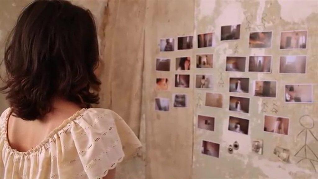 Daniele Cascone, Fotograma del DVD A woman