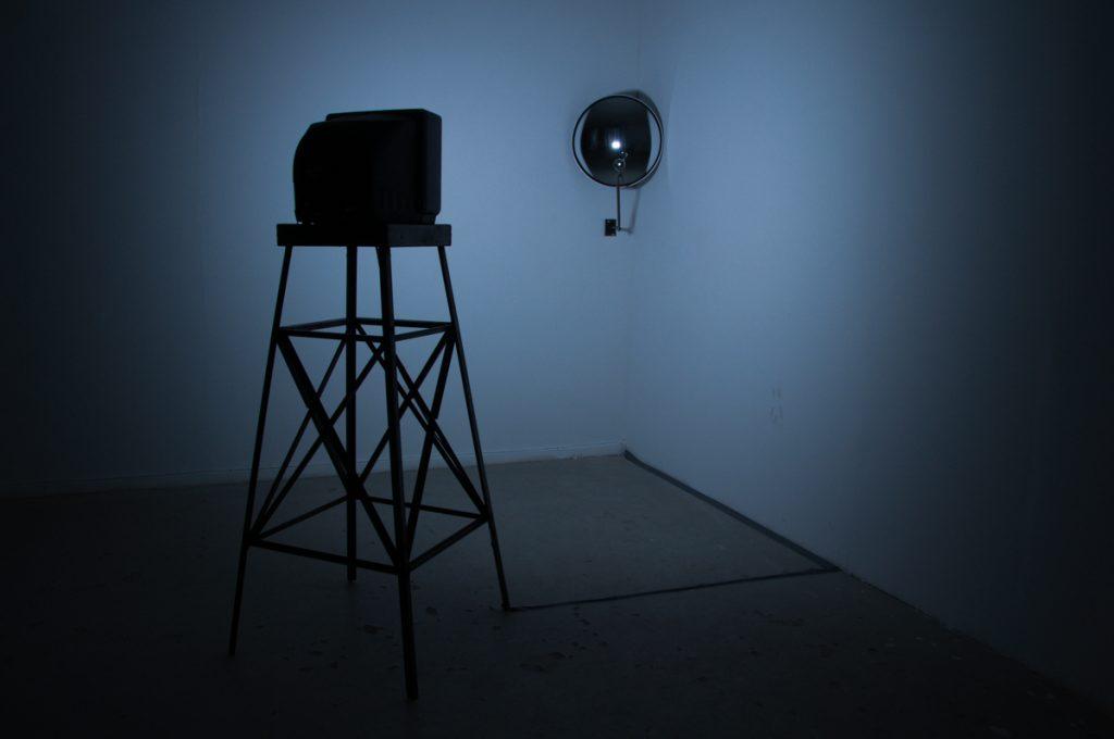 """Exposición """"Pero la desobediencia dormía"""" realizada en MAC Quinta Normal. Obra de Takuri Tapia."""
