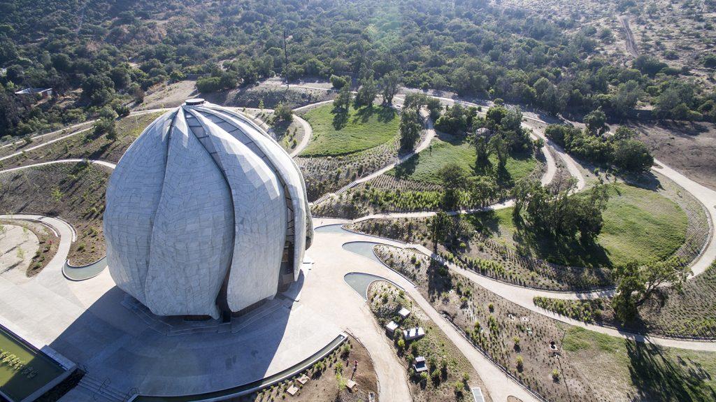 Templo Bahá'í de Sudamérica. Peñalolén