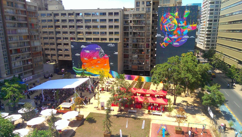 Recorrido Experiencias Tácticas en Santiago
