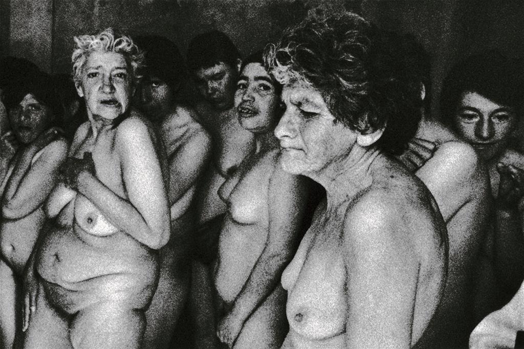 """De la serie Antesala de un desnudo, """"Mujeres VI"""", 1999."""