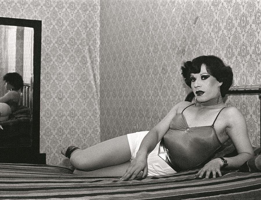 """De la serie La Manzana de Adán, """"Evelyn I"""", 1987"""