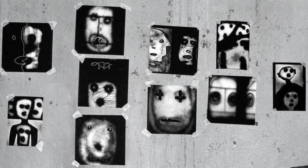 Fotograma del video Theatre of Apparitions