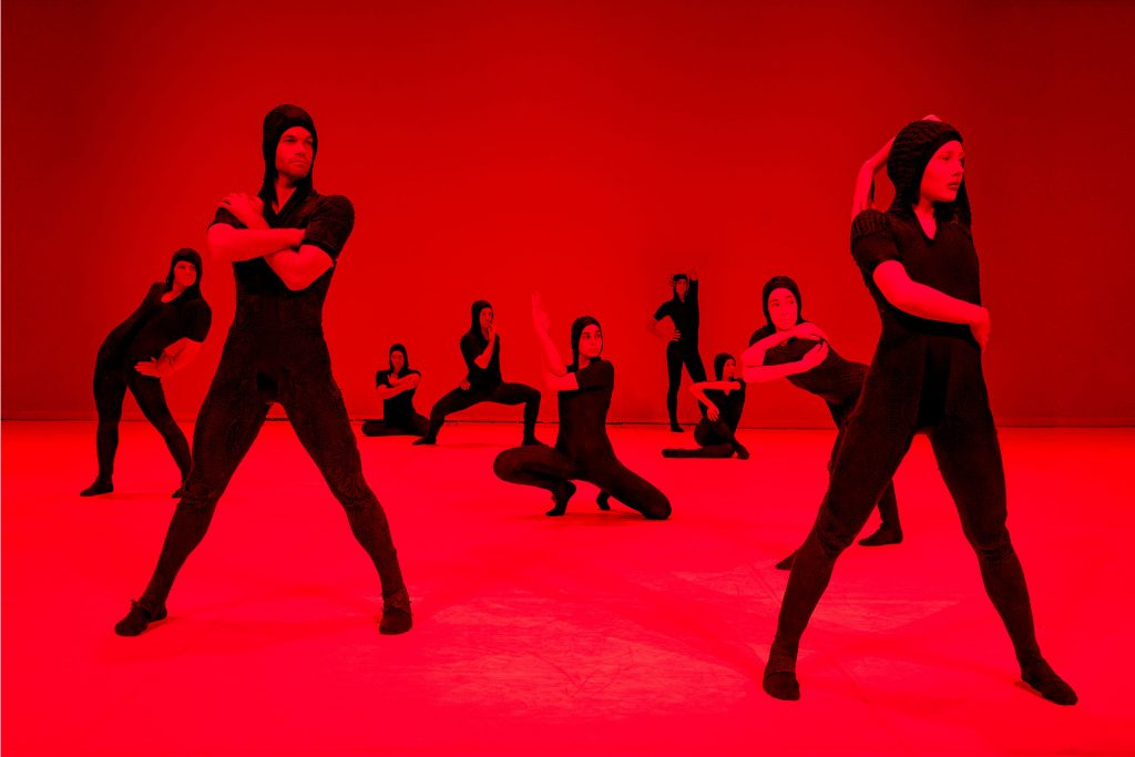 """Scottish Dance Company también mostrará en CorpArtes su obra """"Ritualia"""" basada en la cantata bailada de Ígor Stravinski (Fuente: Scottish Dance Company)"""