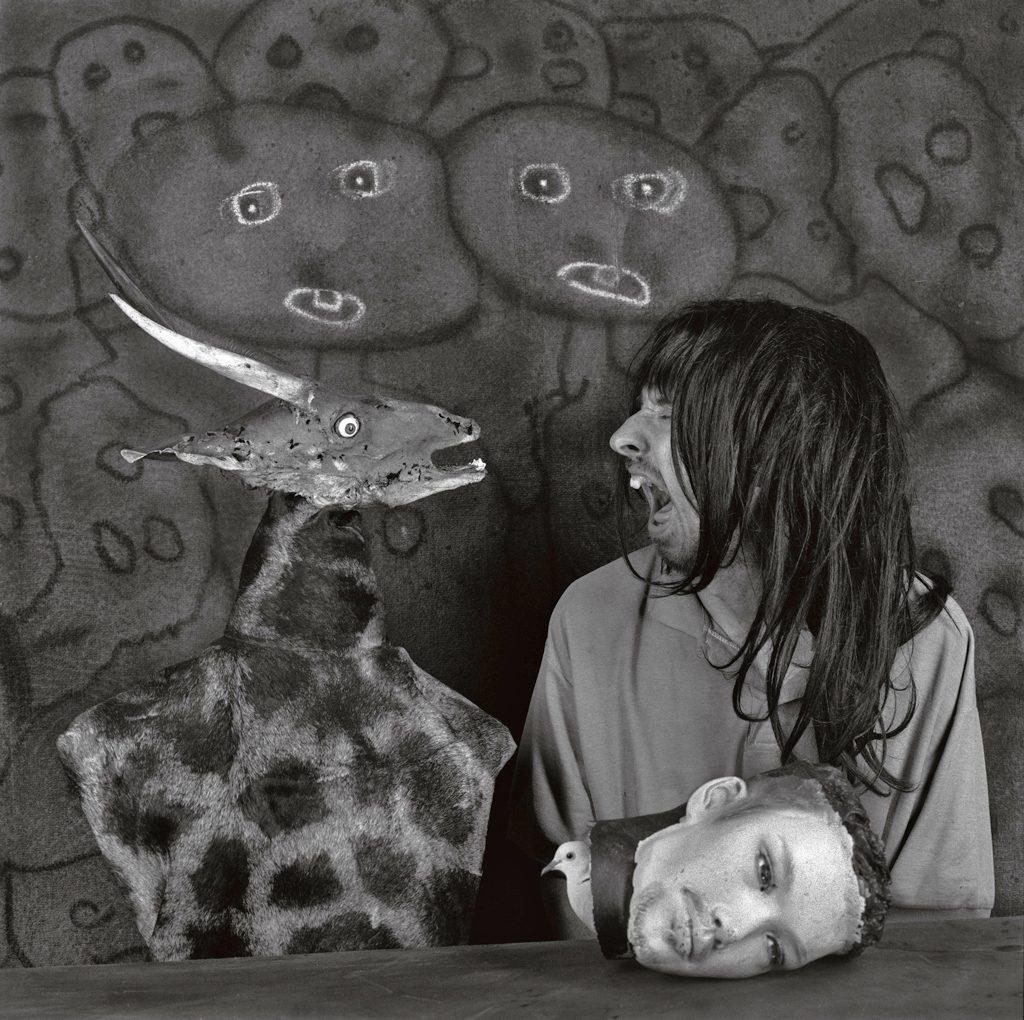 Asylum of the Birds - Altercation, 2012