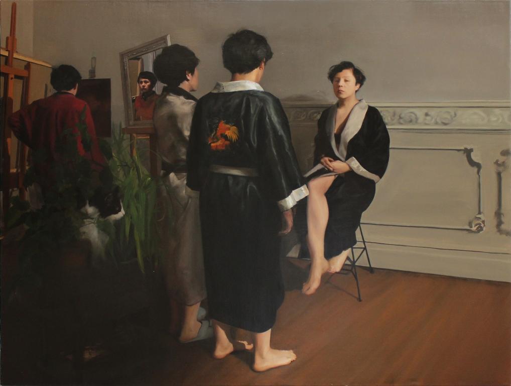 Ofelia Andrades, 1° Lugar en pintura