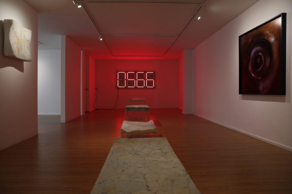 """""""0566"""" de Fernando Arias, obra próxima a re-exponer en MAMBO"""