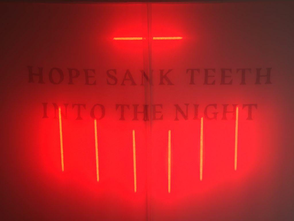 Apparatus 22 - hope sank teeth