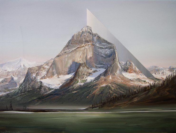 Línea y montaña Richard Somonte
